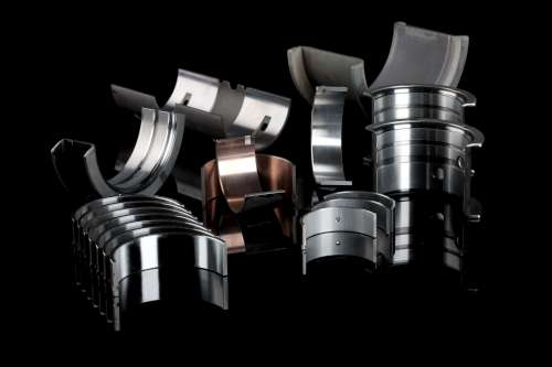 D17A Engine Bearings
