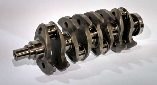 Evo X (4B11T) Crankshaft