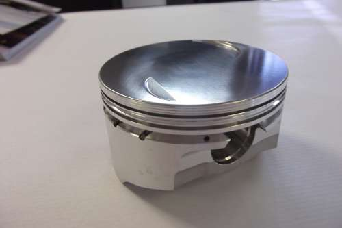 Punto GT 176A Pistons (Forged)