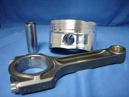 S50B30 Piston/Rod Kits
