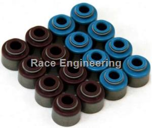 RACE VALVE SEALS: ACURA EXHAUST 5.5mm