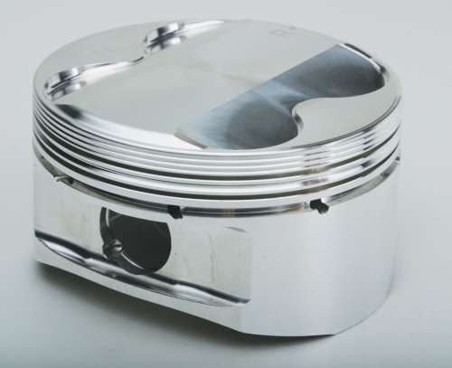 Race Engineering, Inc - 420A Pistons (Forged)