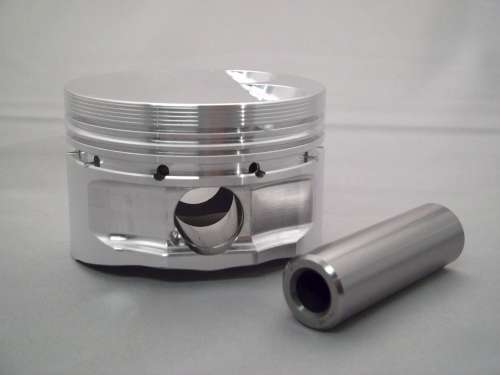 Race Engineering, Inc - VQ37 Pistons (Forged)